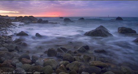 Ischia Forio la costa al tramonto - foto | La nostra Ischia | Scoop.it