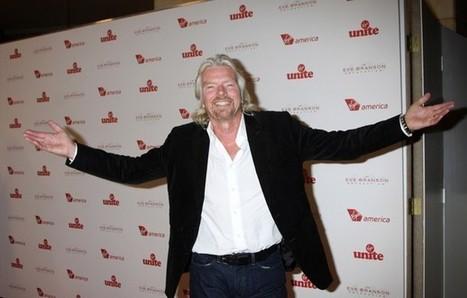 Richard Branson on Seeking Out Opportunity | Digital-News on Scoop.it today | Scoop.it