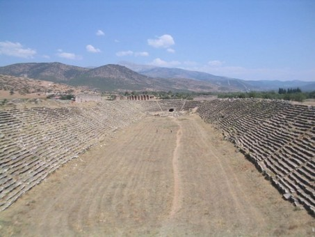 Sports Sites in Ancient Anatolia: Stadiums | Artifacts | Scoop.it