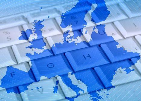 Internet : un moteur de croissance pour l'économie européenne ? | Graphiste freelance web et papier | Nantes - Paris | Scoop.it