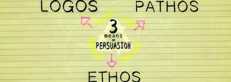 Ethos, Pathos, Logos: Aprende de Aristóteles los tres pilares de la persuasión | Formación y Nuevas Tecnologías | Scoop.it