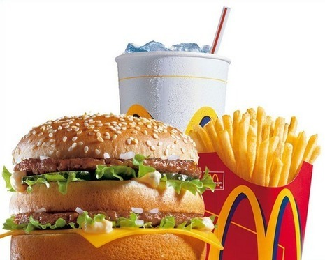McDonalds Nutrition Guide - Best Menu Offers Healthy Lifestyle Choices | Weight Loss | Scoop.it