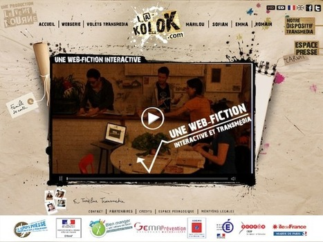 Une web-fiction interactive pour sensibiliser les jeunes au gaspillage alimentaire | E-culture | Scoop.it