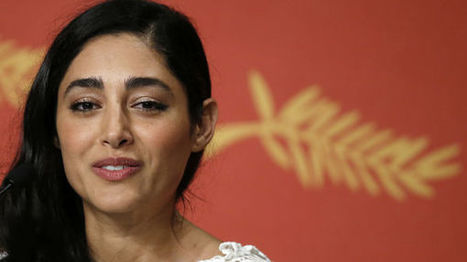 Golshifteh Farahani, fleur nomade | thanh lap cong ty co phan | Scoop.it