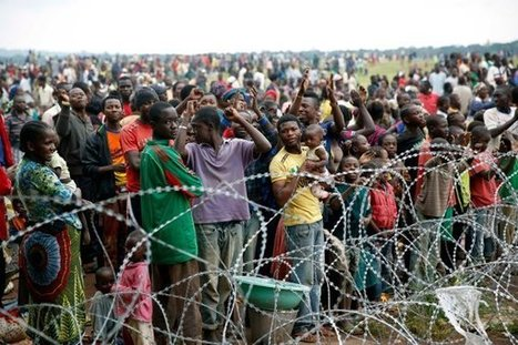 Thousands seek refuge at Central African airport | Global politics | Scoop.it
