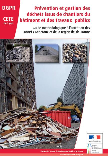 Publication d'un guide sur la prévention et la gestion des déchets de chantier   D'Dline 2020, vecteur du bâtiment durable   Scoop.it
