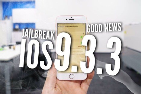 Download Pangu iOS 9.3.3 Jailbreak for iPhone / iPad | Cydia Tweaks & Jailbreak News | Scoop.it