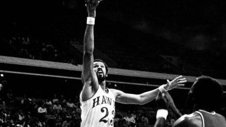 'Sweet' Lou Hudson, a Master of the Jump Shot With the Hawks, Dies at 69 | Atlanta Hawks News | Scoop.it
