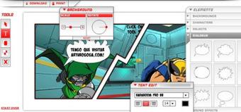 Crea tus propios comics con personajes de Marvel! | Educacion, ecologia y TIC | Scoop.it