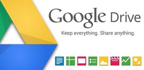 Consigue espacio gratis en Google Drive | Las TIC en el aula de ELE | Scoop.it