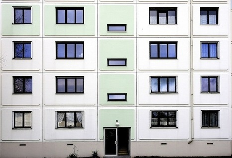 400 New Housing Units in Rennes, Brittany, France   The GRID   Global Site Plans   ARC   Scoop.it
