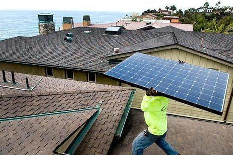 Rooftop solar panels new enemy of US firefighters - CNBC.com | Alternative energy sources | Scoop.it