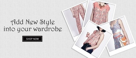 New Women's Clothing | Fashion For Women | Women's Clothing Trends | clothing | Scoop.it