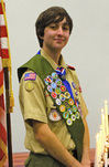 Lititz Boy Scout promotes Aevidum to earn Eagle Award - Lancaster Newspapers   Eagle Scout Project   Scoop.it