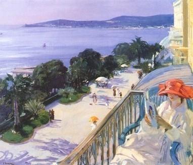 Sur une toile de John Lavery | The Blog's Revue by OlivierSC | Scoop.it
