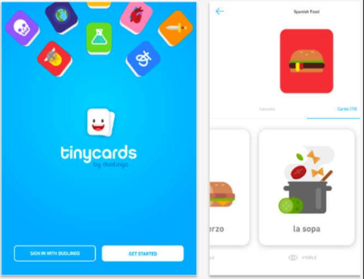 Créer des flashcards avec Duolingo | TIC et TICE mais... en français | Scoop.it