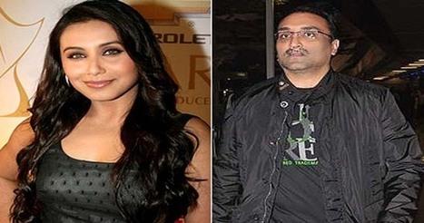 पति आदित्य चोपड़ा के बर्थडे पर क्या खास करेंगी रानी मुखर्जी? | Entertainment News in Hindi | Scoop.it