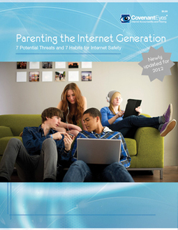 Free e-book: Parenting the Internet Generation   Covenant Eyes   Teaching Teens   Scoop.it