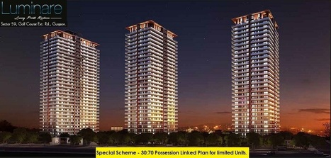 Mahindra Luminare Brochure in Gurgaon | India Property | Real Estate India | Residential Property In India | Scoop.it