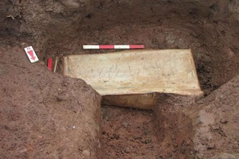 Watch: Team of Warwickshire archaeologists open Roman coffin - Coventry Telegraph | Archaeology Today | Scoop.it