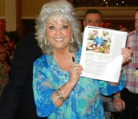 Paula Deen Returns to South Beach Wine and Food Festival - Miami New Times (blog) | Shrewd Foods | Scoop.it