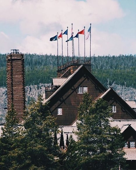 The Most Luxurious Hotels in America's National Parks | Notebook | Scoop.it