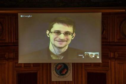 Snowden calls on UN to protect privacy, rights   Sustain Our Earth   Scoop.it