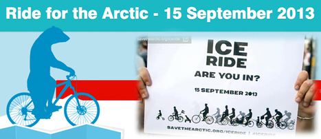 Ice Ride: The Global Bike Ride to Defend the Arctic | EcoWatch | Scoop.it