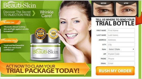 Beauti-Skin Care Review - FREE TRIAL SUPPLIES LIMITED!!!   Advanced & Highly Developed Beauty Skin Care   Scoop.it