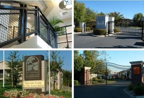 Iron Gates, Iron Fences, Iron Railings and More   Find unique Design on Wrought Iron Gates in Roseville, Sacramento   Scoop.it