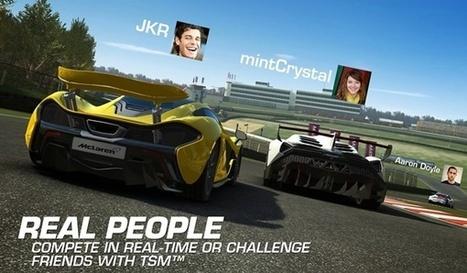 Real Racing 3 3.2.0 Mega Mod Apk - Apk Galaxy | Downloadgamess.net | Scoop.it