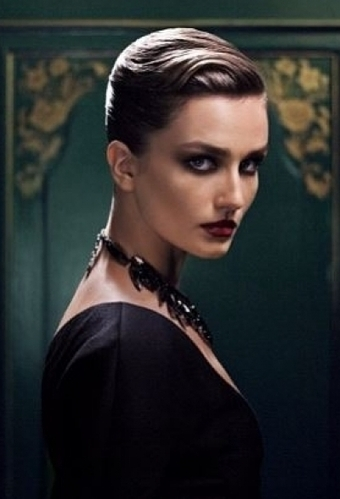 Georgeous For Gucci Andreea Diaconu | FashionTV's Model of the Week - FashionTV.com | La mode | Scoop.it