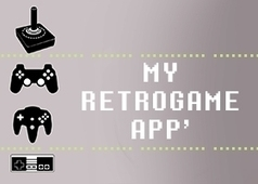 MY RETROGAME APP' - Technology and innovation - | All Geekeries, Fashioneries & Sporties | Scoop.it