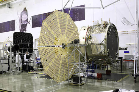 Cygnus supply ship takes weather satellite's slot in Atlas manifest | Spaceflight Now | The NewSpace Daily | Scoop.it