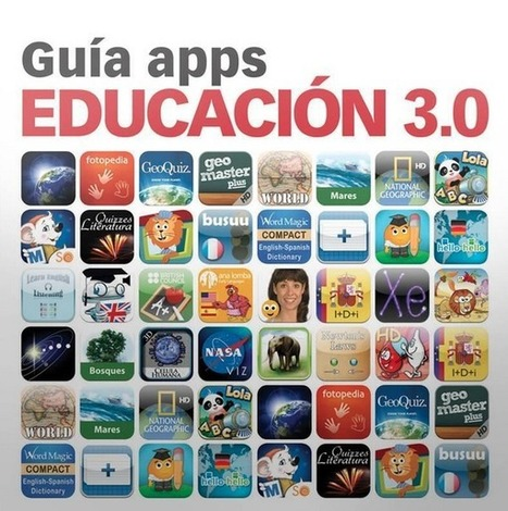 Guía con 70 apps de educación | iPad classroom | Scoop.it