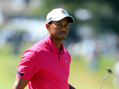 BMW Championship : Tiger complains over penalty | Globe Greens | Scoop.it
