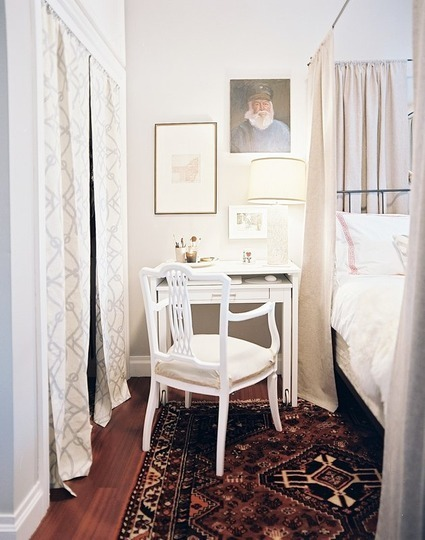 """Small Space Solutions:  8 Double-Duty Rooms That Work – And Why They Do   Alexanian Carpet & Flooring - """"The World at Your Feet"""" www.alexanian.com   Scoop.it"""