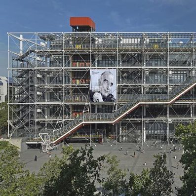 Movie with Richard Rogers on RADICAL Centre Pompidou in Paris | The Architecture of the City | Scoop.it