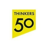 Thinkers50 in 50 Seconds: Why is the Thinkers50 important to you? | Tuck Executive Education | Scoop.it
