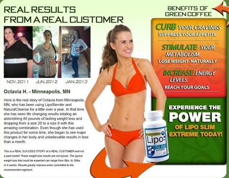 Lipo Slim Review - GET FREE TRIAL SUPPLIES LIMITED!!! | 7 Day flat belly diet plan - | Scoop.it