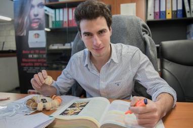 La Meuse   Un étudiant en médecine de 22 ans fait 1.000.000 d'euros de chiffre d'affaires!   L'actualité de l'Université de Liège (ULg)   Scoop.it