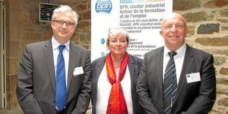 Réseau. L'esprit d'équipe de Bretagne pôle naval | Actualités Entreprises du Morbihan | Scoop.it