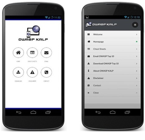 OWASP KALP Mobile Project | Desarrollo de Aplicaciones para Dispositivos Móviles | Scoop.it