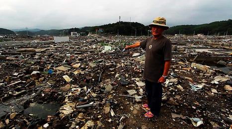 [photo] Et pendant ce temps là ... à Shizugawa  : sa maison lui manque | Coin Rocker Baby | Japon : séisme, tsunami & conséquences | Scoop.it