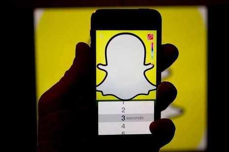 Snap pourrait cesser de partager ses revenus avec les médias | Actualité Social Media : blogs & réseaux sociaux | Scoop.it
