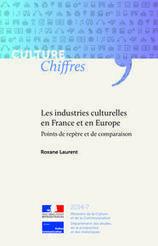 Les industries culturelles en France et en Europe - DEPS | MusIndustries | Scoop.it