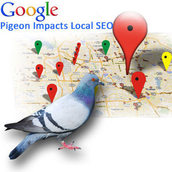 Google Pigeon – Google Algorithm Update | Virtual Administrator | Scoop.it