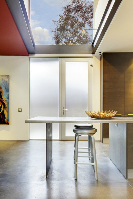 Queen Anne Modern offers luxurious living, contemporary style   Modern House Designs   Idées d'Architecture   Scoop.it