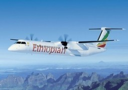 Ethiopian Airlines to Increase Bombardier Q400 Turboprop Fleet with a Follow-on Order for Two Aircraft - Travelandtourworld.com | Travel and Tour World | Scoop.it