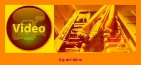 Aquavidéo n°26 – Joëlle Krupa Astruc   Aquarelles en scène   Scoop.it